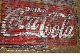 the art of old brick wall advertising