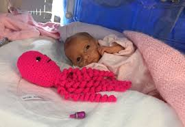 Crochet Octopus For Premature Babies Pattern