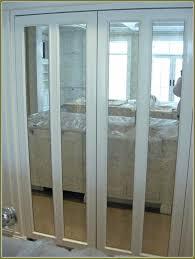 mirrored bifold closet doors menards s wardrobe uk