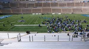 Falcon Stadium Section M22 Row M Seat 12 Air Force