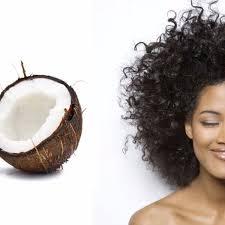 coconut oil diy leave in conditioner