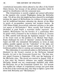 mccarthyism and the crucible comparison essay example write my  the psychology of the new mccarthyism psychology today