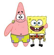 bob-esponja-y-patricio-amigos   Dibujos de bob esponja, Bob ...