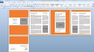 Sales Presentation Template Word Sales Presentation Samples