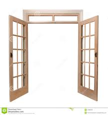 open french doors. french doors open