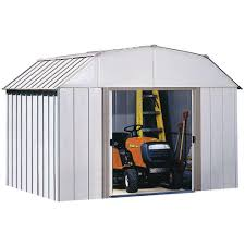 Small Picture Arrow Dakota 10 ft x 8 ft Steel Shed DK108 The Home Depot