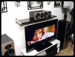 wall mount speaker shelf centre speaker shelf sound speaker shelves tv wall mount with shelf target wall mount speaker shelf