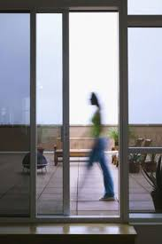 simple fixes for a sticking sliding glass door