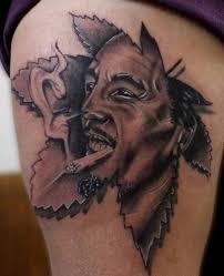51 Amazing Bob Marley Tattoos