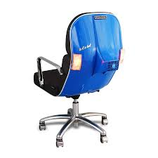 recycled vespa office chairs. Vespa Chair Upcycled Furniture Recycled Office Chairs