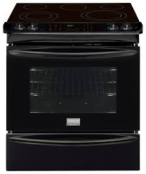 frigidaire gallery 4 6 cu ft self cleaning slide in electric convection