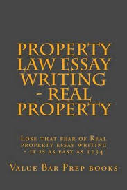 booktopia property law essay writing real property lose that property law essay writing real property