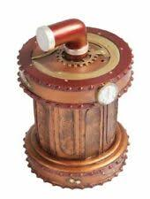 <b>STEAMPUNK</b> GAS PRESSURE VALVE JEWELRY BOX RESIN ...