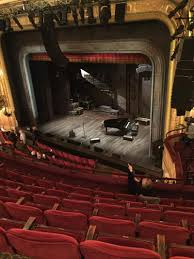 William Kerr Theatre Seating Chart Walter Kerr Theatre Section Mezzanine R Row G Seat 26