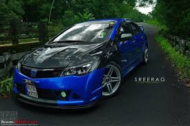 1 pair of driver and passenger side tail lights This Modified Honda Civic Reminds Us Why It S A Dream Custom Car