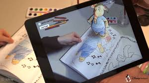Find hundreds of free printable disney coloring pages—a perfect activity for your kids. Disney S Amazing Augmented Reality Coloring Book Digital Bodies