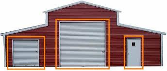 garage barn doorsBarn Door Options For Your New Outdoor Building  Barnscom