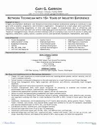 Network Technician Sample Resume 9 Network Technician Resumes