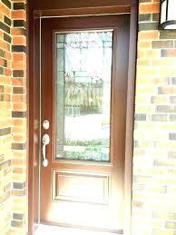 how to paint metal trim on sliding glass door