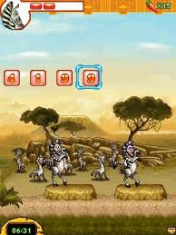 Small Picture Madagascar 2 Escape to Africa java game for mobile Madagascar