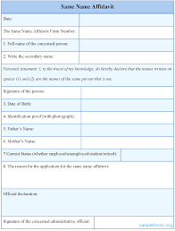 doc address affidavit form address affidavit form doc affidavit form affidavit of change form one and address affidavit form best sample of affidavit