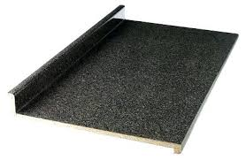 countertop end cap laminate in granite 8 ft end cap kit kitchen bar laminate end cap