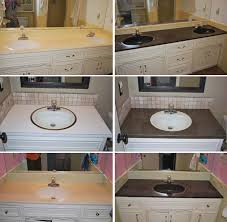tremendeous kreative countertops countertop refinishing and bathroom of refinish