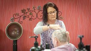 hair salon amenities woodbury
