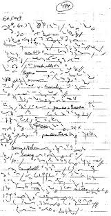 How to write shorthand notes