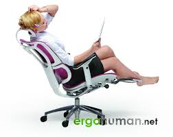 white frame office chair. mirus office chair with pink mesh white frame and a leg rest e