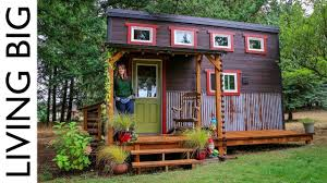 tiny house. Adorable Tiny House Built By Love, Family And Community