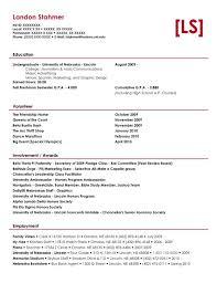 Brand Ambassador Resume Sample | Sample Resumes