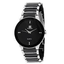buy iik collection analog black dial men s watch iik021 online at buy iik collection analog black dial men s watch iik021 online at low prices in amazon in