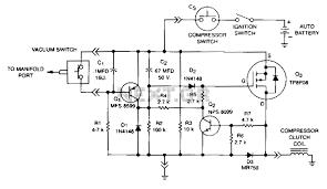 car circuit next gr automobile air conditioner · this circuit disables the air conditioner compressor