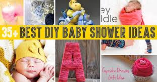 35 diy baby shower ideas everyone needs to