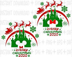 Choose from 11000+ christmas tree graphic resources and download in the form of png, eps, ai or psd. Disney Christmas Svg Etsy
