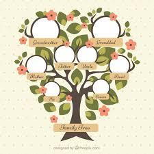 Arbol Genealogico Creativo Arbol Genealogico Vectores Fotos De Stock Y Psd Gratis
