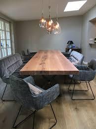 Massivholztisch Esstisch Eichentisch Dinningtable Table