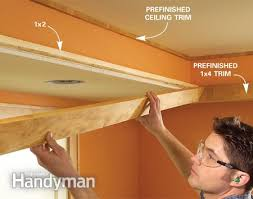cove lighting diy. How To Build A Soffit Box With Recessed Lighting- For Over Kitchen Cabinets Cove Lighting Diy