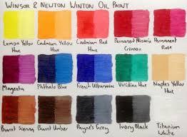 Oil Paints And Oil Sticks Artdragon86