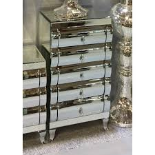 mirror 5 drawer chest. manhatton mirror 5 drawer chest