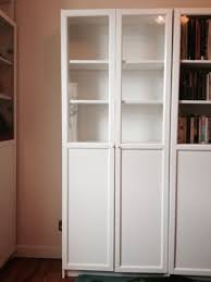 ikea bookshelf doors one ikea billy oxberg bookcase doors panel at bottom glass at top about