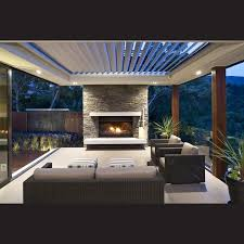 modern outdoor living melbourne. louvered roof systems combine style and function to enhance your outdoor living space. view the melbourne awning centre\u0027s innovative range here. modern b