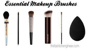eye makeup brushes and their uses. essential-makeup-brushes and their alternative uses · beauty eye makeup brushes