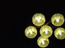 translucent capiz s lighting fixtures from the philippines
