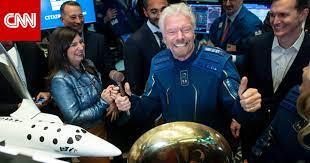 أولًا بأول.. تغطية مباشرة لرحلة الملياردير ريتشارد برانسون إلى الفضاء