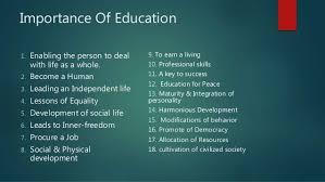 why is education important essay why an education is important essay why education is important