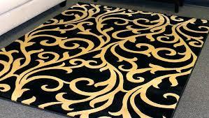 black white blue rug large size of black white striped contemporary area rug rugs wonderful pile