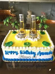 Beer Birthday Cake Yashasjoshi