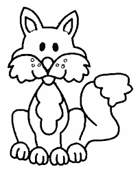 Small Picture Fox coloring page Animals Town animals color sheet Fox free